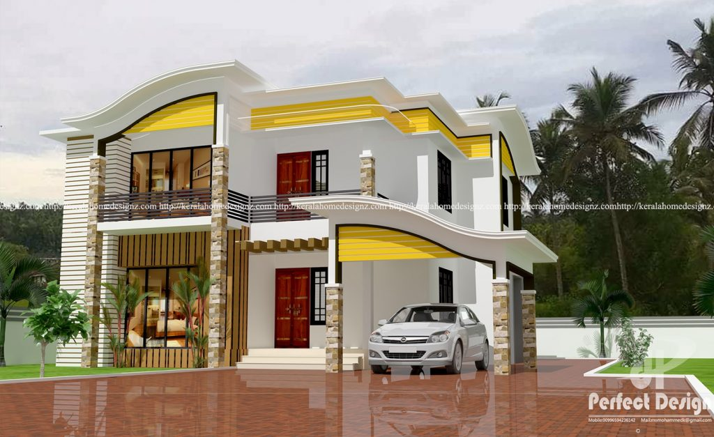 4 Bedroom Beautiful Contemporary Home Plan Everyone Will Like  Homes in kerala India