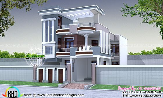 Beautiful Home Design Plot For 30x60 Everyone Will Like