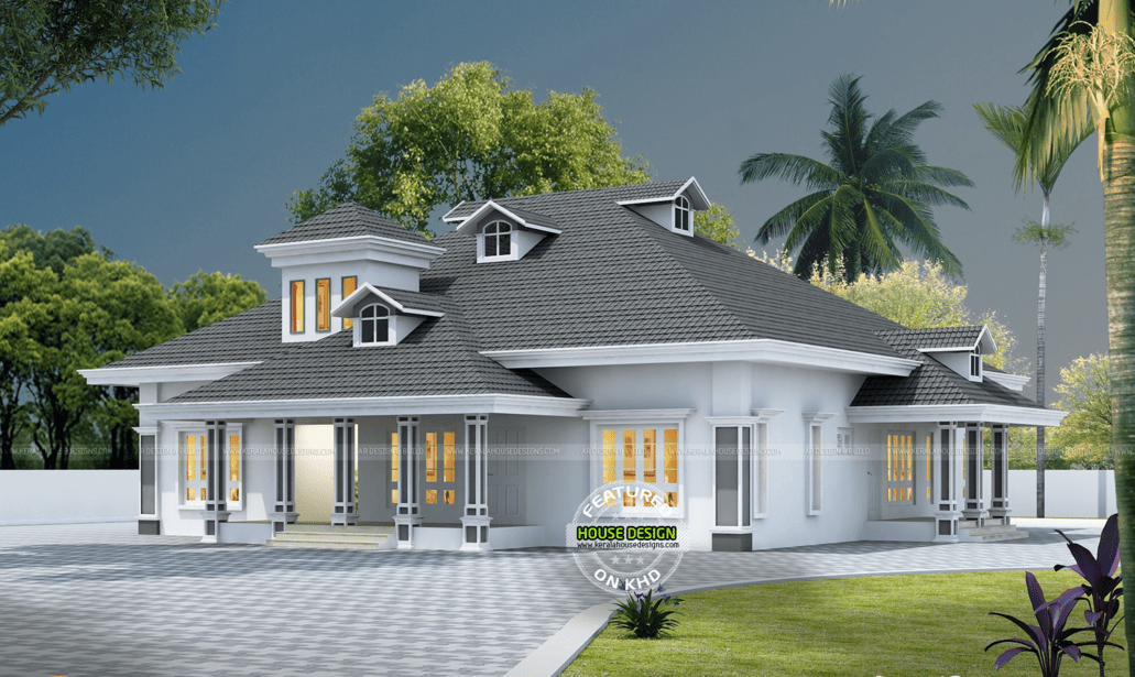 Best Contemporary Inspired Kerala Home Design Plans Acha