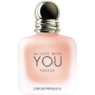 In love with You Freeze Armani