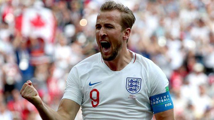 Capitão inglês, Harry Kane pode ser artilheiro da Copa