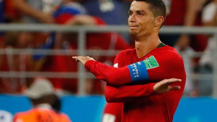 Cristiano Ronaldo vem sendo craque de Portugal