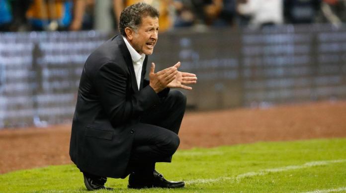 Ex-técnico do São Paulo, Juan Carlos Osório armou bem o México para enfrentar Alemanha
