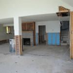 Cottage Living Room – Before