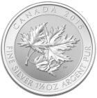 1,5 oz Multi Maple Leaf 2015