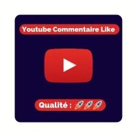 Acheter des likes de commentaire youtube