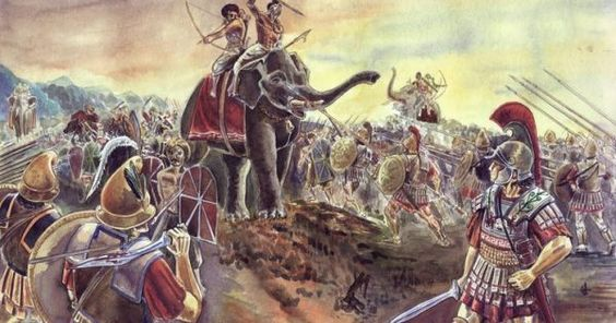 Image result for King Porus – Biography, Family,
