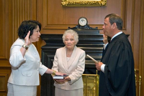 Sonia Sotomayor - Academy Of Achievement