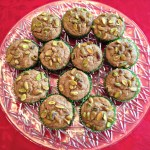 Pistachio Muffin