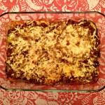 Lightened Up Moussaka