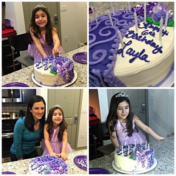 Layla 6th birthday party