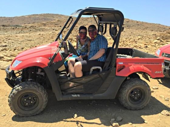 Aruba Honeymoon: UTV Tour