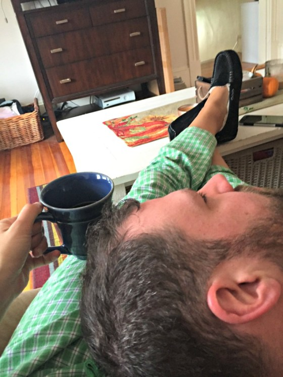 Lazy Saturday Morning