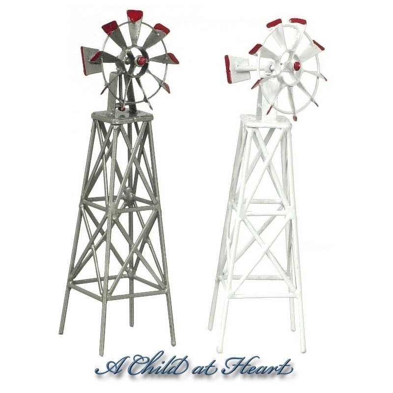 Dollhouse Working Windmill(s)