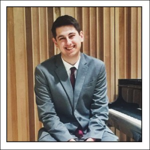 Zach Levenson Sax and Woodwinds Instructor
