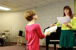 Kristin Orlando. Piano Lessons for Children in Thornton and Denver.
