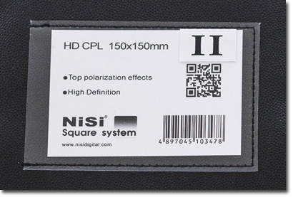 Nisi CPL Label