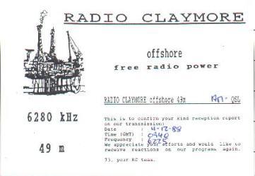 CLAYMOR