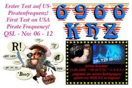 Dr.Tim-QSL - 6966 KHZ