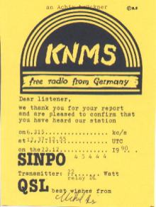 KNMS1