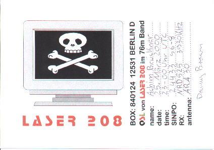 LASER208