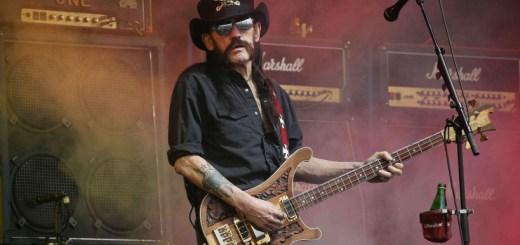 Lemmy von Motorhead