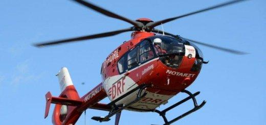Hubschrauber Notarzt
