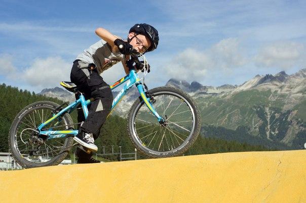 Radfahren mit Trevis