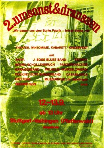UD Plakat 1981