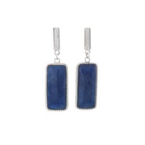 Drop Earrings - Sterling Silver 925