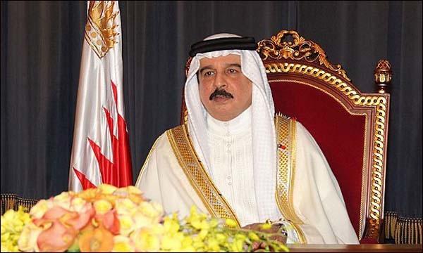 عاهل البحرين يحل بالمغرب