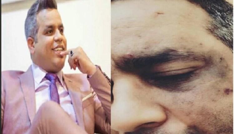 عبد الفتاح جوادي يتعرض لاعتداء عنيف