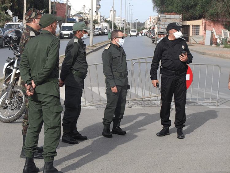 سلطات الصخيرات تمارة تعلن إجراءات متشددة لمواجهة كورونا