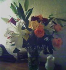 bouquet 50th
