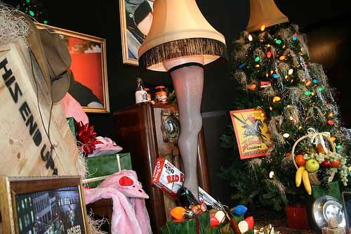 A Christmas Story Christmas Ornaments