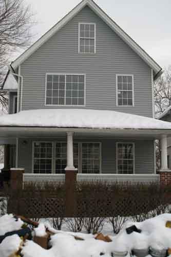 Ralphies House  A Christmas Story House