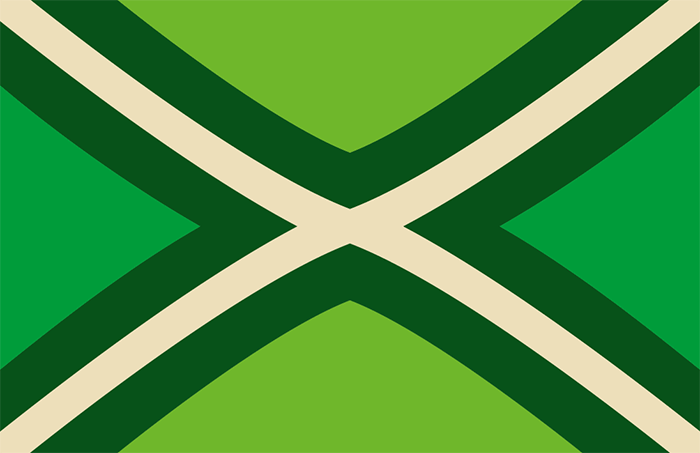Achterhoekse Vlag Sticker