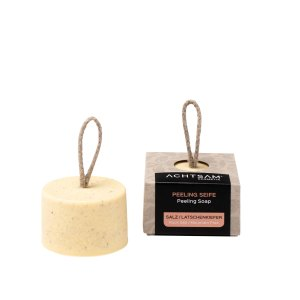 Achtsam - Peeling Seife Salz-Latschenkiefer