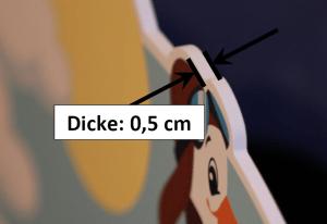 "Dicke: Storch Modell ""Standard"""