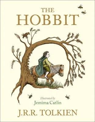 The Hobbit by J. R. R. Tolkien ill Jemima Catlin