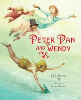 Peter Pan And Wendy illustrated by Robert Ingpen