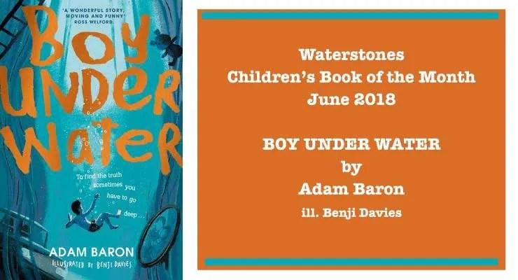 Waterstones Children's Book of the Month, June 2018