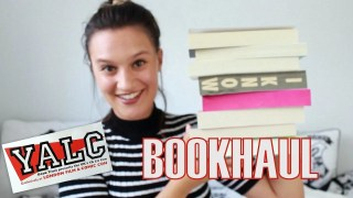 That Fiction Life's YALC Book Haul