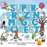 Super Frozen Magic Forest by Matty Long