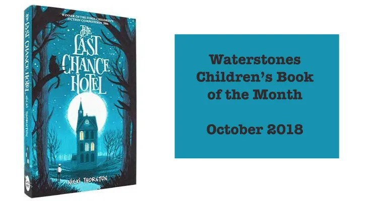 Waterstones Book of the Month – October