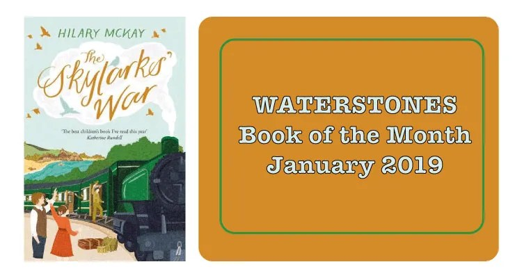 Waterstones Book of the Month January 2019