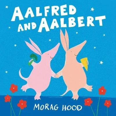 Alfred and Aalbert by Morag Hood