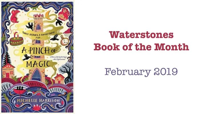 Book of the Month Feb 2019