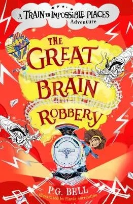 The Great Brain Robbery by P. G. Bell