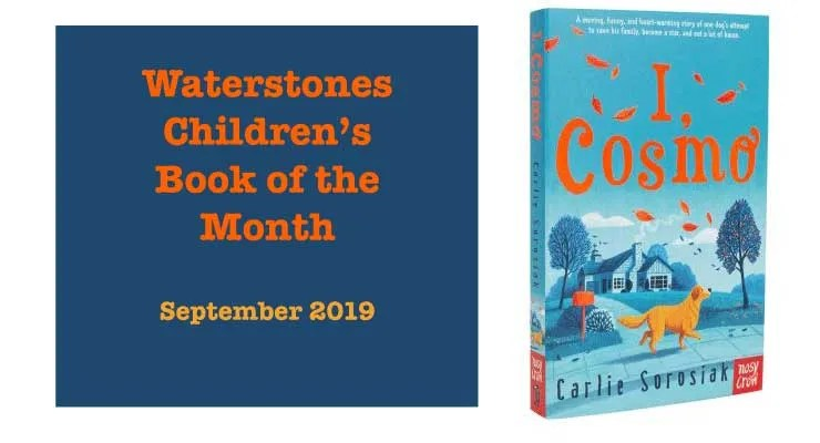 Waterstones Book of the Month September 2019